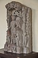 Four-armed Vishnu - Circa 11th Century CE - ACCN 80-19 - Government Museum - Mathura 2013-02-23 4992.JPG