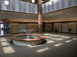 Fox Plaza (San Francisco) - Image: Foxplaza sf lobby