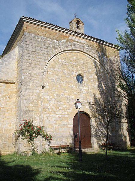 File:Frómista - Ermita de Nuestra Señora del Otero 1.jpg