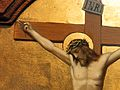 Fr Pfettisheim Chemin de croix station XII Christ head detail.jpg