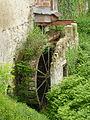 Fr Vinay Ancien moulin Détail de la roue.jpg