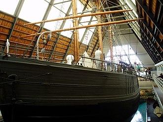 Fram Museum - Image: Fram 02