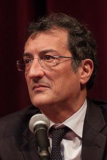 François Lamy en 2013.