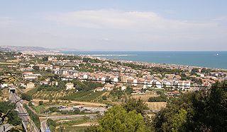 Francavilla al Mare Comune in Abruzzo, Italy