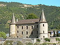 France Lozère Florac Château 5.jpg
