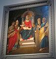 Francesco granacci, madonna col bambino e santi, 02.JPG