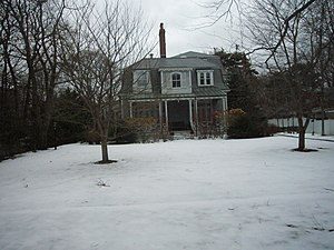 Francis J. Child House - Image: Francis J. Child House in Cambridge MA