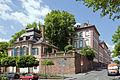 Frankfurt Am Main-Amtsgasse von der Niddabruecke an der Seilberbahn nach Norden-20100523.jpg