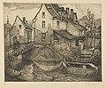 Frans Nackaerts - Redingmolenstraat - Graphic work - Royal Library of Belgium - S.IV 13428.jpg