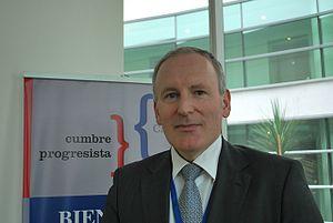 Frans Timmermans, Minister for European Affair...