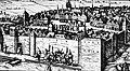 Franz Hogenberg 1584. Versenkung zweier Prediger im Rhein bei Bonn.jpg