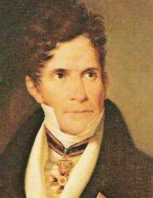 Franz Krüger: Gaspare Spontini (Quelle: Wikimedia)