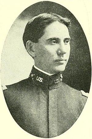 Fred Thaddeus Austin - Austin as a captain in 1911
