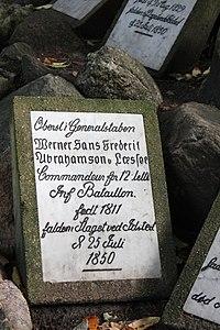 Frederik Læssøe Gravestone.jpg