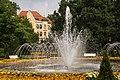 Freiberg Albertpark Springbrunnen.jpg
