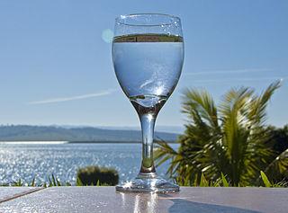 Rent vatten – en förutsättning för ett gott liv.