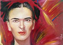 Frida Kahlo Wikipedia La Enciclopedia Libre