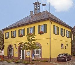 Friolzheim, Rathaus