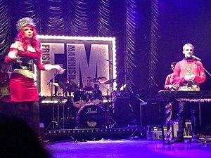 Frisky & Mannish - Frisky and Mannish at Koko in Camden, December 2012