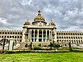 Fromt view of Vidhan Soudha.jpg