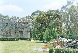 Battle of Puebla - Fort Guadalupe