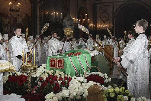 Funeral of Patriarch Alexy II-16