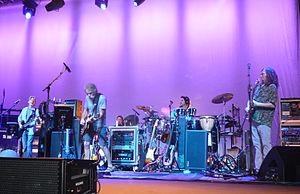 Furthur (band) - Furthur performing their debut show at the Fox Theatre in Oakland, CA on September 18, 2009