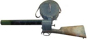Étienne-Jules Marey - Marey's photographic gun