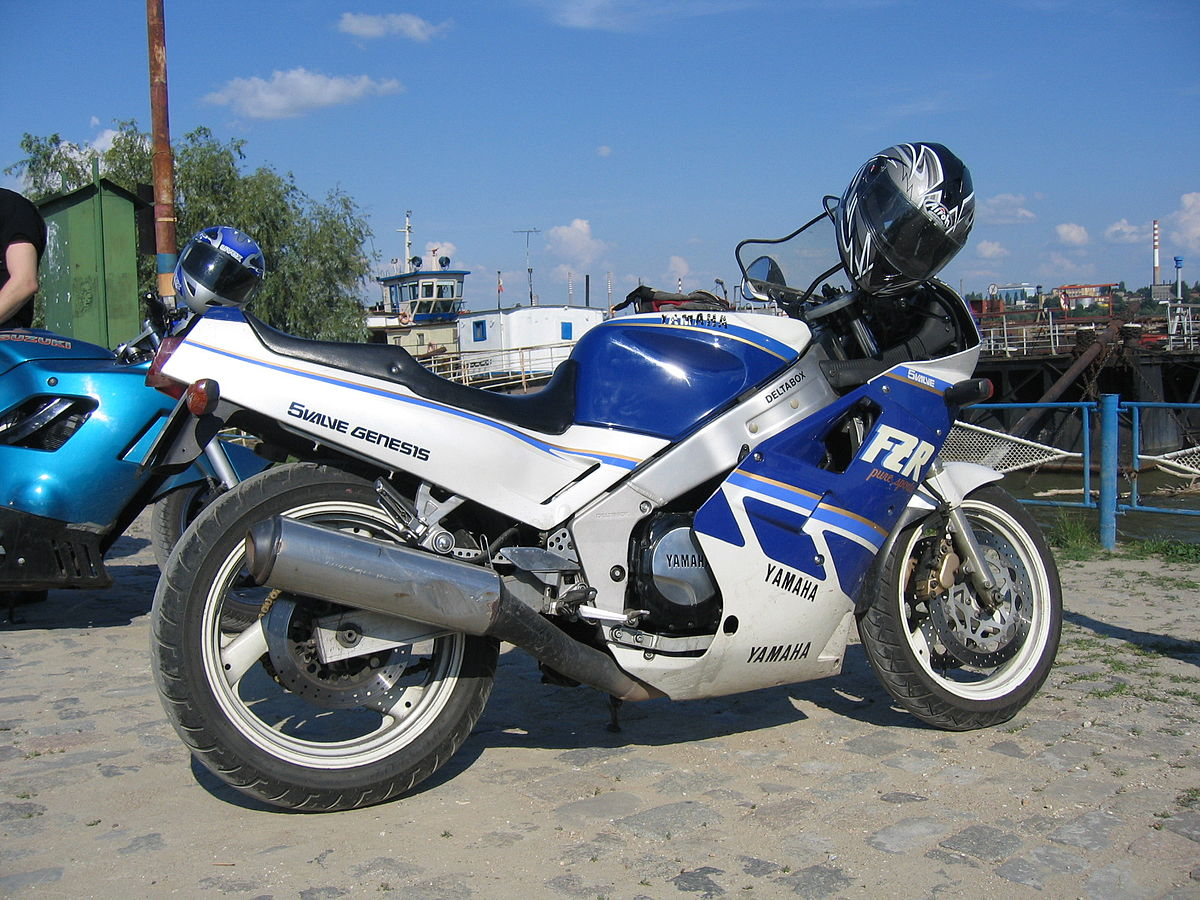 Fzr Yamaha Top Spped