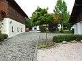 """Gästehaus """"Hasenberger"""" mit angrenzendem Campinplatz - panoramio.jpg"""