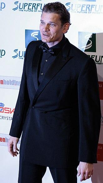 Götz Otto - Götz in 2009 at the Women's World Awards.
