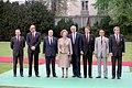 G-7 Economic Summit Leaders at the Palais Schaumburg.jpg