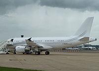 G-NOAH - A319 - Cargo Ivoire