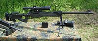 Accuracy International L115A1