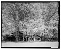 GENERAL VIEW LOOKING NORTH - Ledges Shelter, Truxell Road, Peninsula, Summit County, OH HABS OHIO,77-PEN.V,3-1.tif