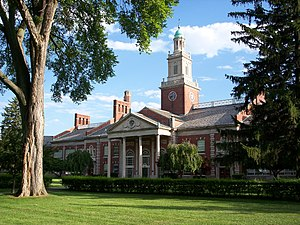 Grosse Pointe Farms, Michigan - Grosse Pointe South High School