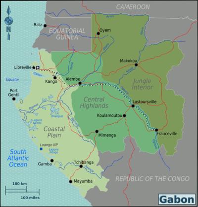foto de Gabon — Wikivoyage, le guide de voyage et de tourisme collaboratif ...
