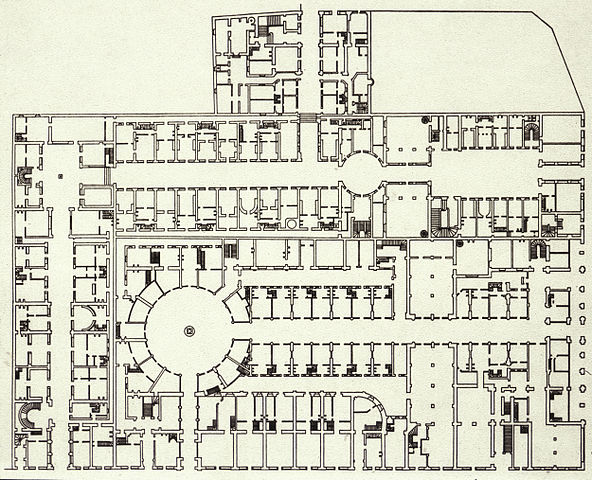 File galeries colbert and vivienne ground floor plan for 592 plan