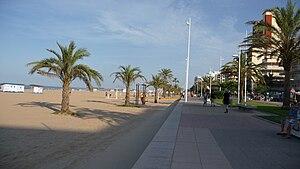 Gandia - Beach in Gandia