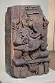 Ganesha - Khondalite - Circa 13th Century CE - Puri - ACCN NS2223 - Indian Museum - Kolkata 2015-09-26 3899.JPG