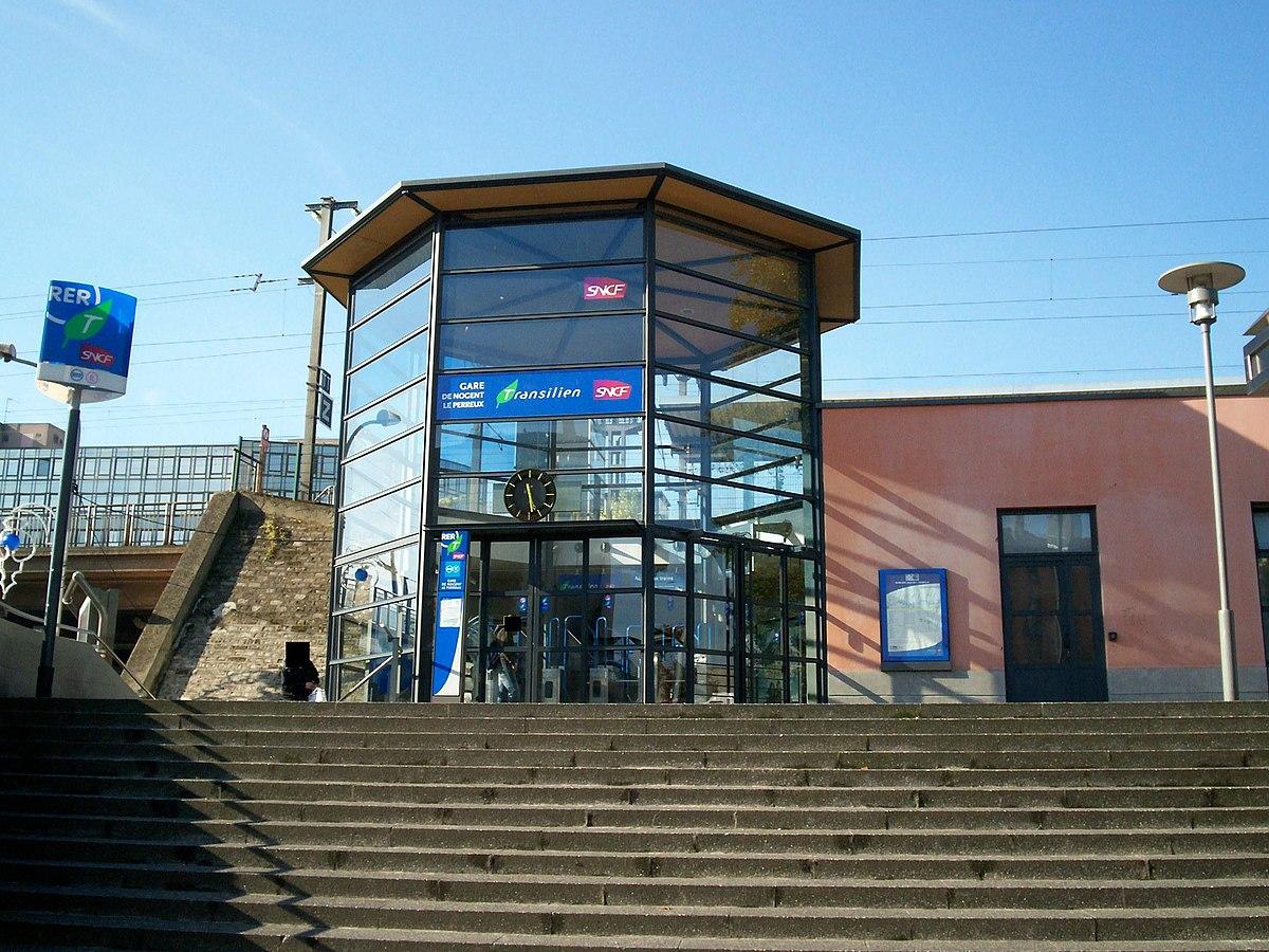 Nogent - Le Perreux Station - Wikipedia