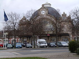Gare de saint brieuc wikip dia for Garage automobile saint brieuc