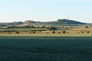 Garleton Hills - Garleton Hills and Hopetoun Monument