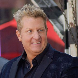 Gary LeVox - LeVox in September 2012