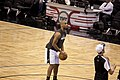 Gary Neal shooting Spurs-Magic013.jpg