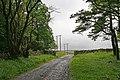 Gate on lane - geograph.org.uk - 494225.jpg