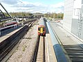 Gatwick Airport stn high northbound with Unit 387201.jpg
