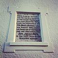 Gellionnen Chapel 1692 plaque.jpg