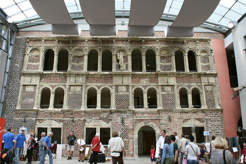 File:Gelsenkirchen Horst - Schloss - Gaudium 05 ies.jpg