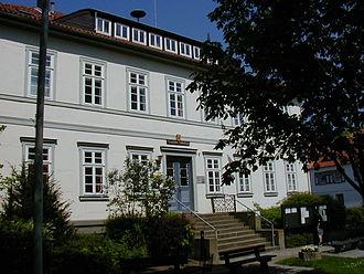 Liebenburg - Town hall